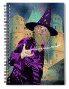 Dumbledore Spiral Notebook