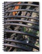 Dump Rake Spiral Notebook