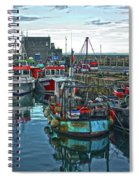Dun Laoghaire 15 Spiral Notebook