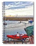 Dun Laoghaire 19 Spiral Notebook
