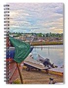 Dun Laoghaire 17 Spiral Notebook