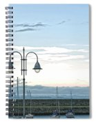 Dun Laoghaire 2 Spiral Notebook