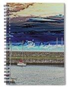 Dun Laoghaire 20 Spiral Notebook