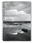 Dun Laoghaire 21 Spiral Notebook