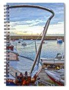 Dun Laoghaire 25 Spiral Notebook