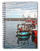 Dun Laoghaire 27 Spiral Notebook