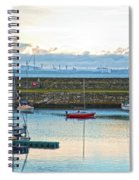 Dun Laoghaire 3 Spiral Notebook