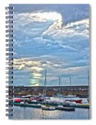 Dun Laoghaire 32 Spiral Notebook