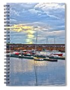 Dun Laoghaire 33 Spiral Notebook