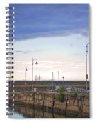 Dun Laoghaire 34 Spiral Notebook