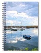 Dun Laoghaire 36 Spiral Notebook