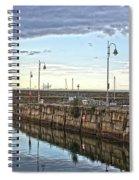 Dun Laoghaire 38 Spiral Notebook