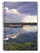 Dun Laoghaire 43 Spiral Notebook