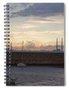Dun Laoghaire 46 Spiral Notebook