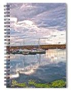 Dun Laoghaire 47 Spiral Notebook