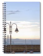 Dun Laoghaire 53 Spiral Notebook