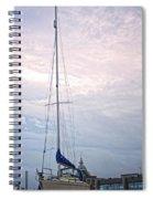 Dun Laoghaire 6 Spiral Notebook