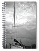 Dun Laoghaire 7 Spiral Notebook