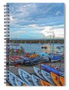 Dun Laoghaire 8 Spiral Notebook