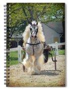 Dunbrody Drive Spiral Notebook