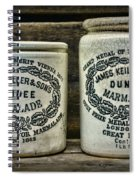 Dundee Marmalade Country Kitchen  Spiral Notebook