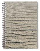 Dune Textures Spiral Notebook
