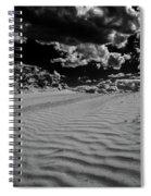 Dune Spiral Notebook