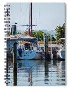 Duneden Fl. Spiral Notebook