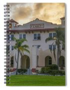 Dunedin Florida - The Fenway Spiral Notebook