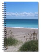 Dunes On The Outerbanks Spiral Notebook