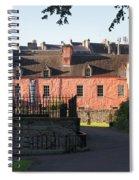 Dunfermline. Abbot House. Spiral Notebook