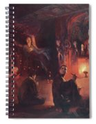 Dunhuang Flying Sky Spiral Notebook