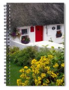 Dunmore East Harbour, County Waterford Spiral Notebook