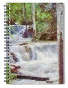 Dunn River Falls Spiral Notebook