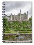 Dunrobin Castle 1325 Spiral Notebook