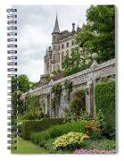 Dunrobin Castle 1352 Spiral Notebook
