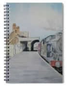 Dunstable Town Station Spiral Notebook