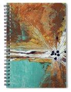 Duplication Spiral Notebook