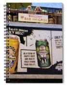 Durango Colorado Brewery Spiral Notebook