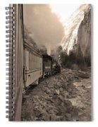 Durango Silverton Spiral Notebook
