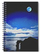 Durdle Door, Wareham, United Kingdom 2b Spiral Notebook