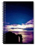 Durdle Door, Wareham, United Kingdom Spiral Notebook
