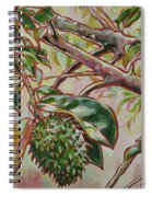 Durian Belanda Spiral Notebook