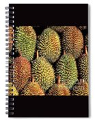 Durian Spiral Notebook