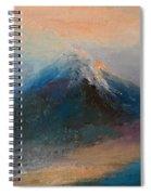 Dusk 10 Spiral Notebook