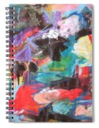 dusk in Bay Roberts Spiral Notebook