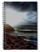 Dusky Spiral Notebook