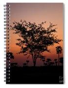 Dusky Tree Spiral Notebook