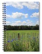 Dutch Blue Spiral Notebook
