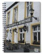 Dutch Cafe - Digital Spiral Notebook